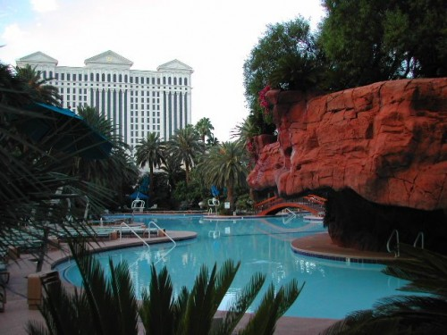 Mirage Pool Area