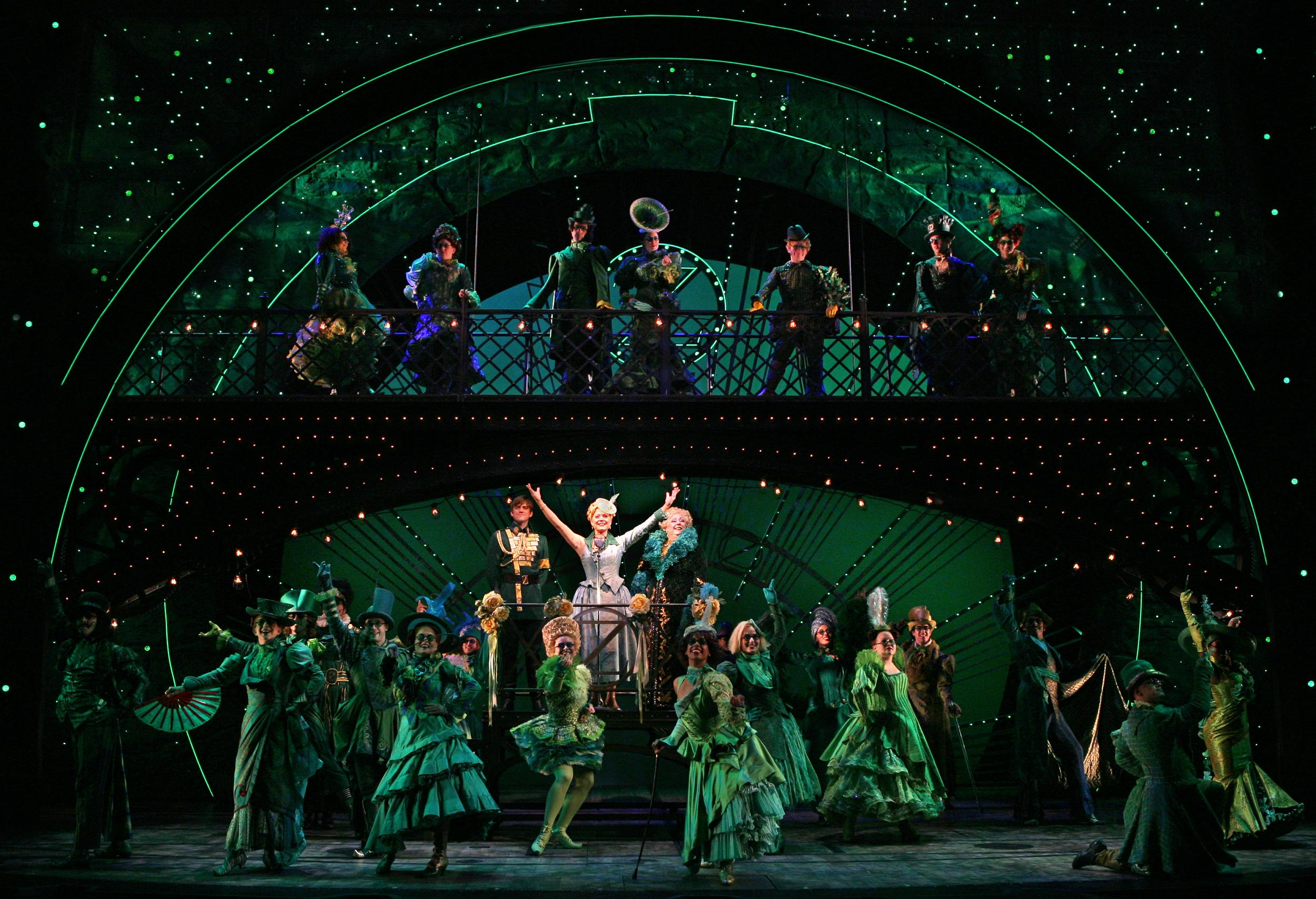 The Broadway Musical Wicked The Vegas Solo