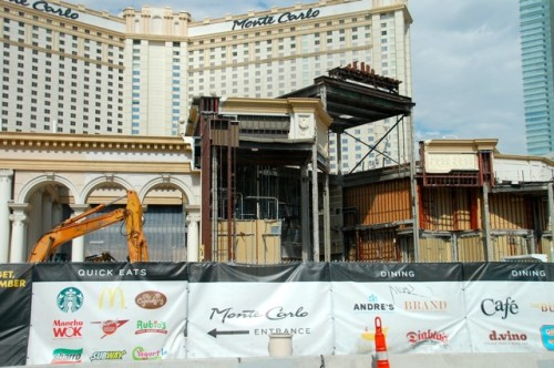 Monte Carlo construction