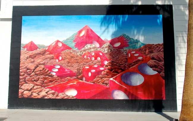 """Pyramid at Red Rock Canyon"" by Ozzie Villate"