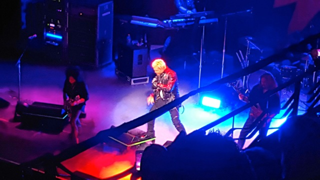 Billy Idol concert